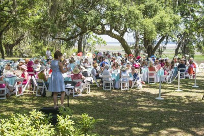 The 3rd Annual Low Country Garden Party was a huge success!!!