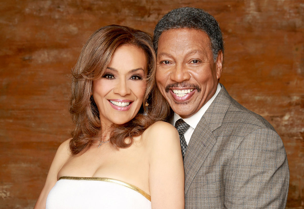 Marilyn McCoo and Billy Davis, Jr.