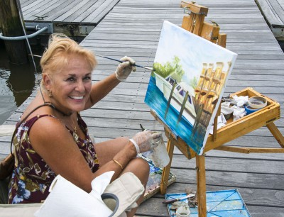 3rd Annual Seaside Palette Gallery