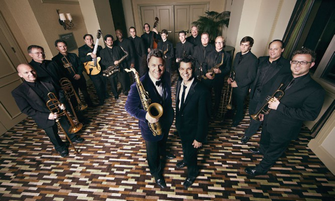 Davis & Johnson and the Fabulous Equinox Orchestra