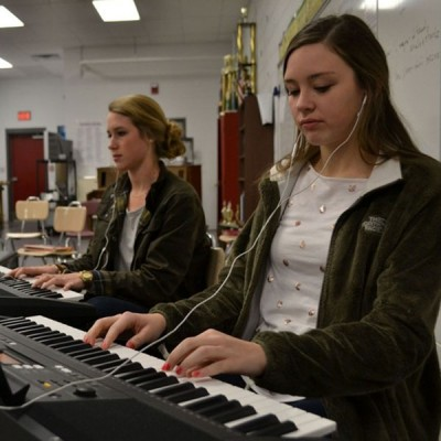 Pawleys Festival Helps WHS Piano Students