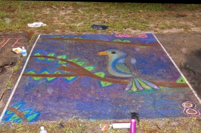 Chalk Walk 2014 Gallery