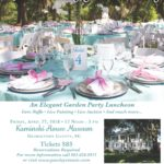 Join us for the 5th Annual Low Country Garden Party