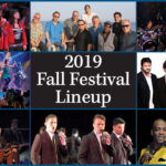 Check out the Photos from the 2019 Fall Concert Series