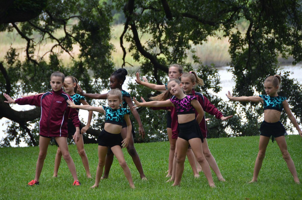 Litchfield Dance Arts students perform at the 2015 Seaside Palette