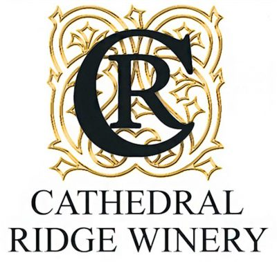 Logo for Cathedral Ridge Winery