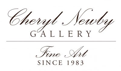 Logo for Cheryl Newby Gallery
