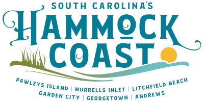 Logo for South Carolina's Hammock Coast