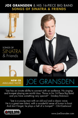 "Joe Gransden ""Songs of Sinatra & Friends"""