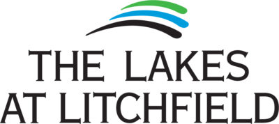 Logo for The Lakes at Litchfield