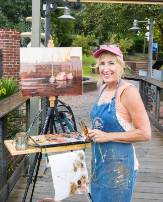 Save the Date!  4th Annual Seaside Palette Saturday, September 24, 2016