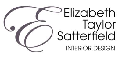 Logo for Elizabeth Taylor Satterfield Interior Design