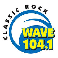 Logo for Wave 104.1