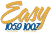 Logo for WEZV – 105.9