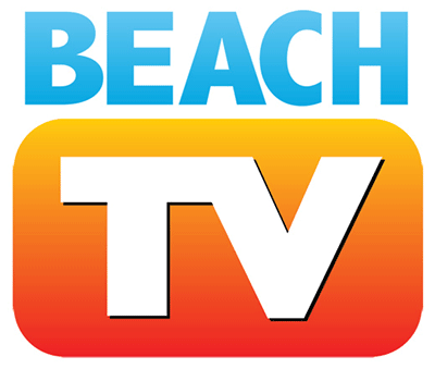 Logo for Beach TV